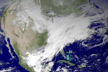 "Will the Polar Vortex ""Dip"" freeze the Middle East?"
