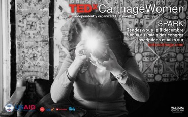 TEDx CarthageWomen in Tunisia Sells Out in 4 Minutes