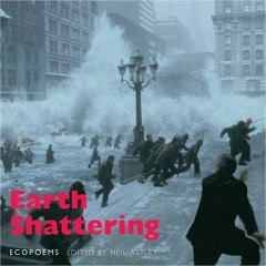 earth shattering poems book cover