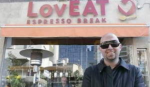 loveat organic coffee tel aviv