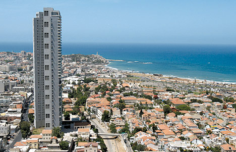 Tel Aviv Puts Jaffa Skyscraper Plans on Hold