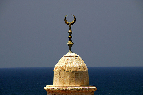 minaret-mosque-jaffa-israel-islam-photo
