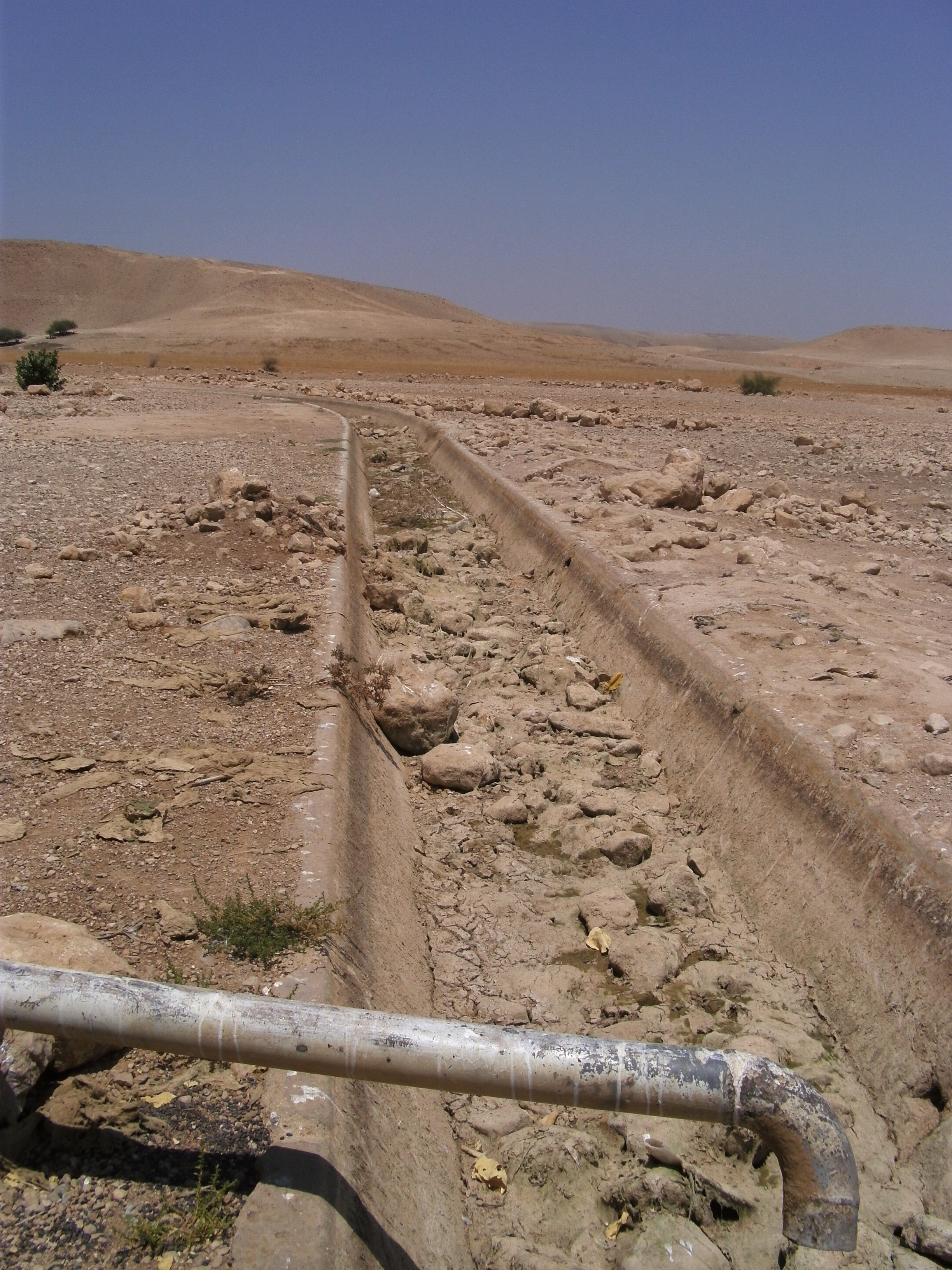 Palestinian village eco-tourism water Good Water Neighbors Ein Auja