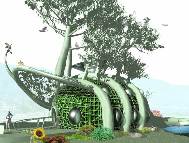 plantware home eco-architechture image