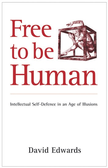 free to be human book cover