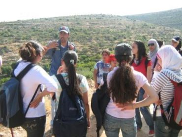Palestinian Eco-Activism is on the Rise