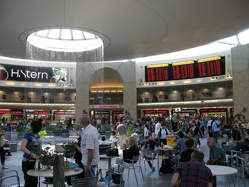 Will Israels Ben Gurion Airport Be The First In