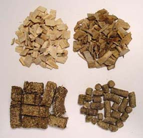 pellets olive chips biofuel photo
