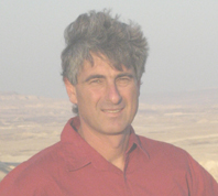 ofer dahan israel water researcher picture