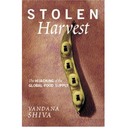 Stolen Harvest book cover
