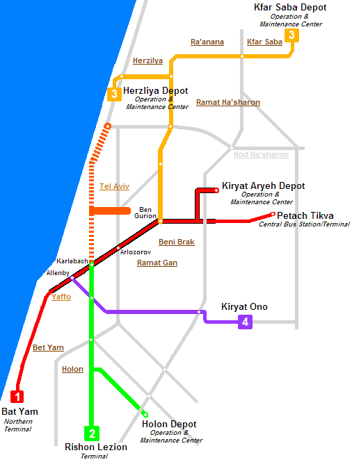 Will the Tel Aviv Light Rail Ever Happen? Do We Want it To? | Green ...