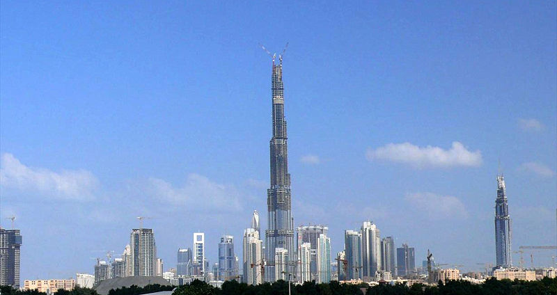 burj dubai photo