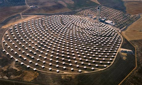 Iran Inaugurates Its First CSP Solar Power Plant