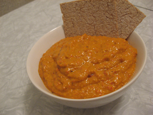 muhammara recipe dip from syria hummus