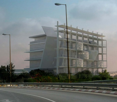New Green Building at Porter School Tel Aviv University photo
