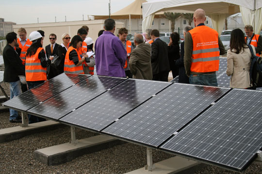 masdar-city-solar-testing-site-tour