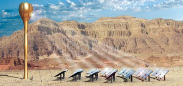 The UN Tells Israel to Produce More Solar Power