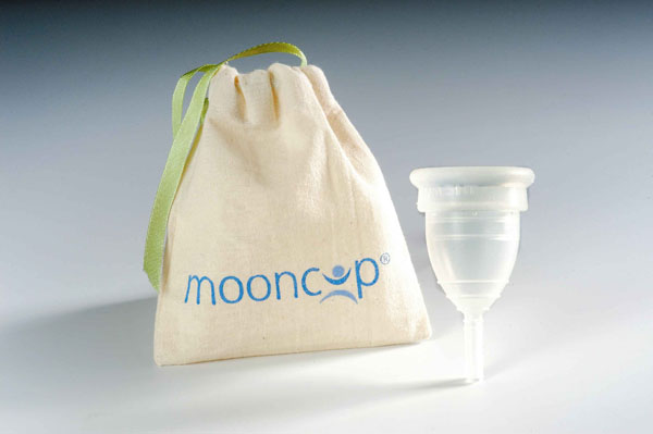 moon cup instead of tampons