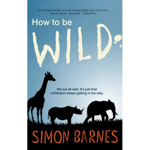 how-to-be-wild-cover book image