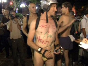 Tel Aviv Cyclists Use Their Hot Bodies to Protest the Naked Truth About Urban Cycling in Israel