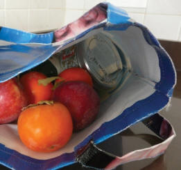 reusable plastic bag waste lb