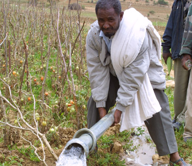 Israel and Germany Launch Sustainable Irrigation Project in Ethiopia