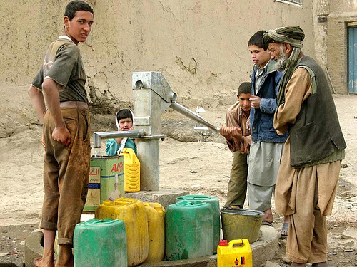 water-pump-afghanastan