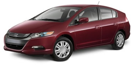 Honda Insight Hybrid photo