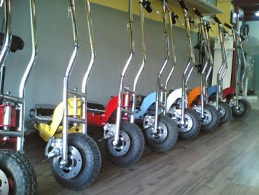 """An Electric Scooter Market """"Gone Wild"""" May Have Killed Tel Aviv Man Yesterday"""
