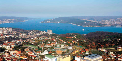 Istanbul Considers 3rd Bridge Over Bosphorus