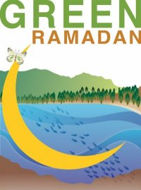 New Green Ramadan Logo