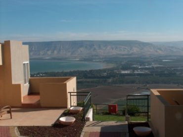 Mitzpe Alummot in the Galilee Cleanses the Body (and the Environment) with Raw, Organic Food