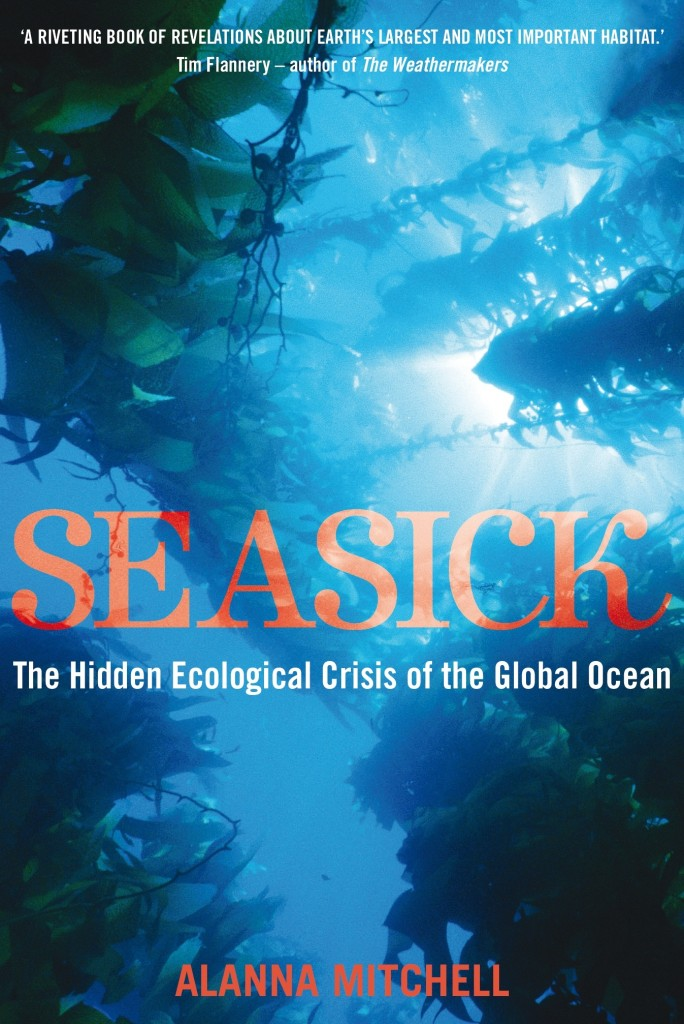 Seasick alanna mitchell book cover review