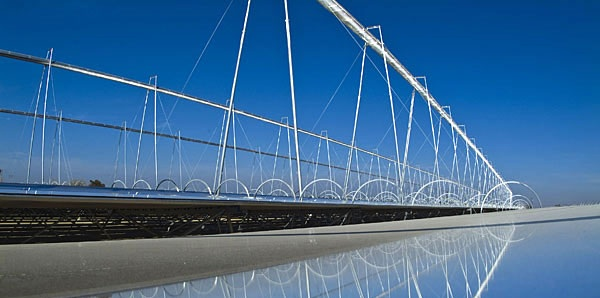 Ausra Reflectors To Power 100 MW Solar Thermal Plant in Jordan