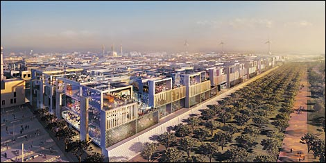 "Abu Dhabi's ""Masdar Clean Tech Fund"" Closes First Fund At $265 Million"