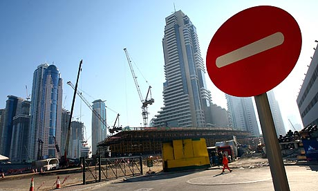 Abu Dhabi's Central Bank To Calm Dubai Real Estate Debt Crisis