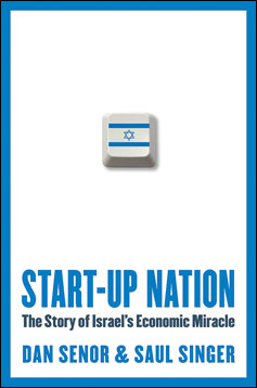 Start-Up Nation Book Looks at Israel's High-tech Industry, Gives Insight Into Clean Tech