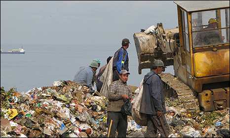 Lebanon's Sidon Garbage Dump More Serious Than Just the Smell