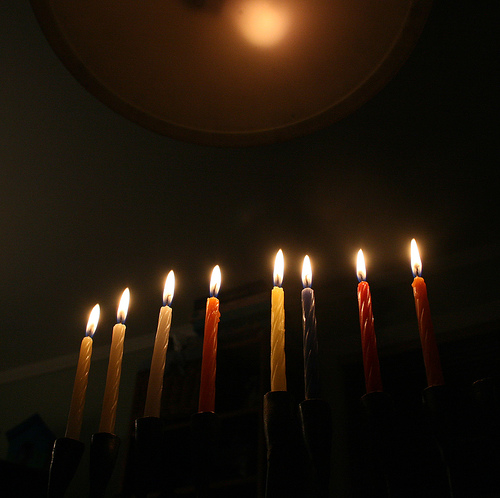 "Eco Rabbi – Hanukkah and the Importance of Spreading the ""Green"" Message"