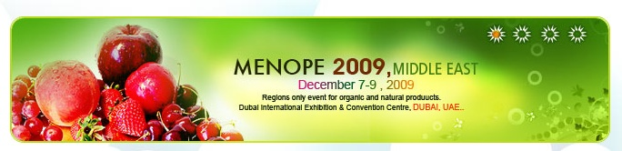 Natural and Organic Food Product Expo Planned for Dubai