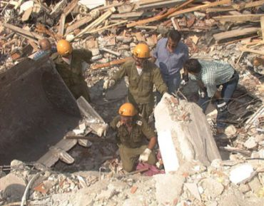 Middle East Aid Springs Into Action to Help the Human Environment in Haiti