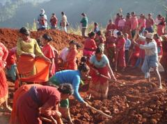 Israeli NGO Tevel B'Tzedek Helps Rectify Environmental Damage in Nepal