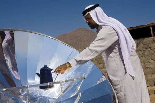 American eSolar Company and Germany's Ferrostaal to Build Solar Projects in the UAE