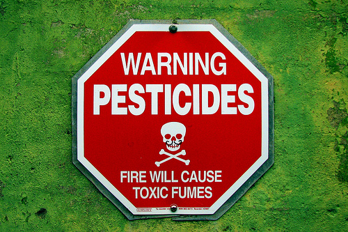 High Rates of Parkinson's in Israeli Arab Communities Linked to Pesticides