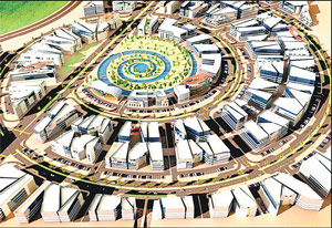 Energy City Qatar on Target for 2012