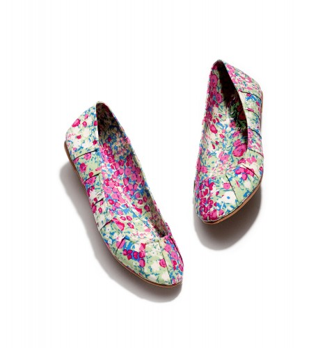 H&M sustainable design shoes