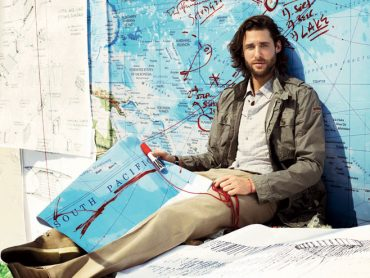 David De Rothschild Sails Plastiki With Environmental Lessons to be Learned