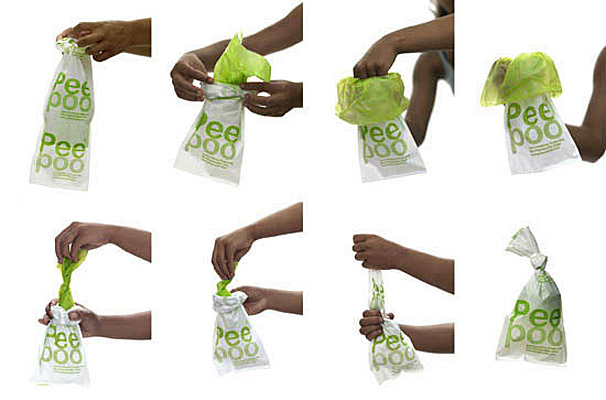 I Pee, You Poo, We All Need Peepoo (Emergency Sanitation Bags That Grow Crops)