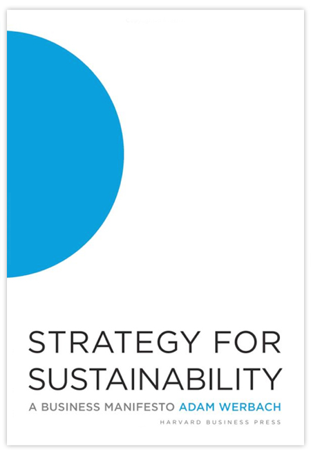 stratgy sustainability book cover