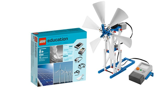 lego wind energy renewable set